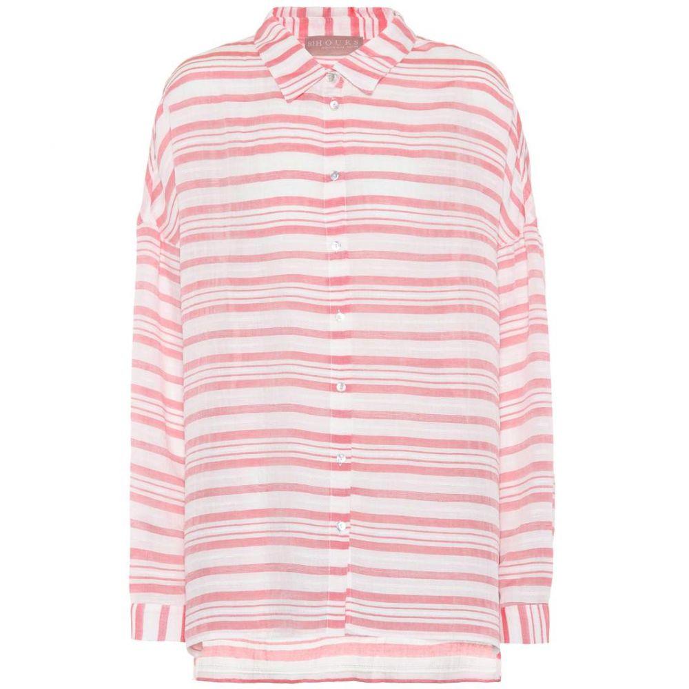 81アワーズ レディース トップス ブラウス・シャツ【Federic striped shirt】Combo