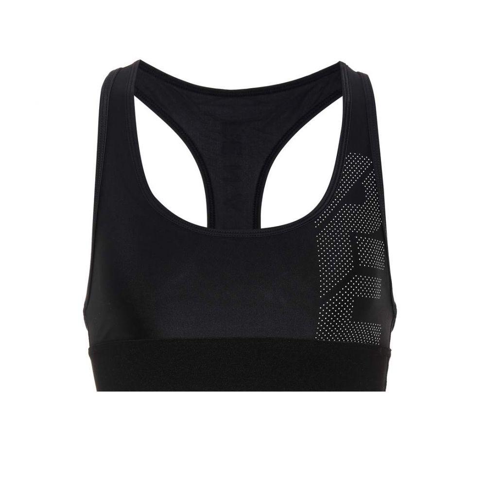 P.E ネーション レディース インナー・下着 スポーツブラ【Hustler sports bra】Black