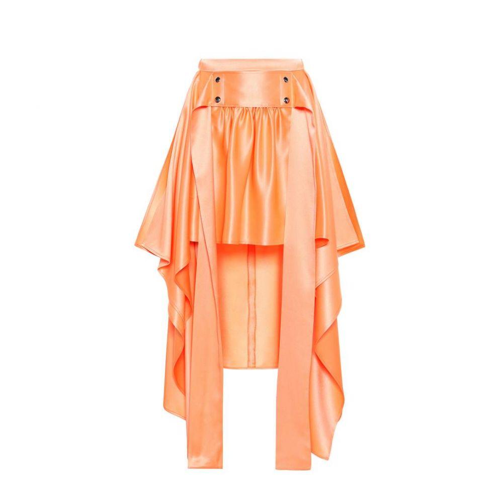 シエス マルジャン レディース スカート【Megan silk skirt】Melon