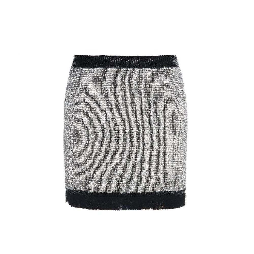 トム フォード レディース スカート【Embellished silk skirt】