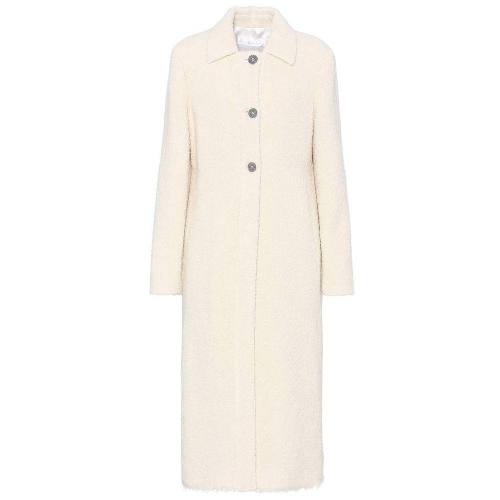 ヴィクトリア ベッカム レディース アウター コート【Wool-blend coat】natural