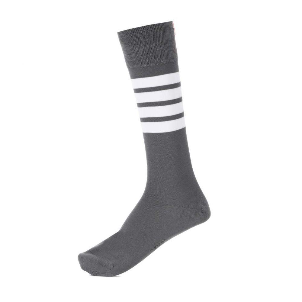 トム ブラウン レディース インナー・下着 ソックス【Knitted socks】