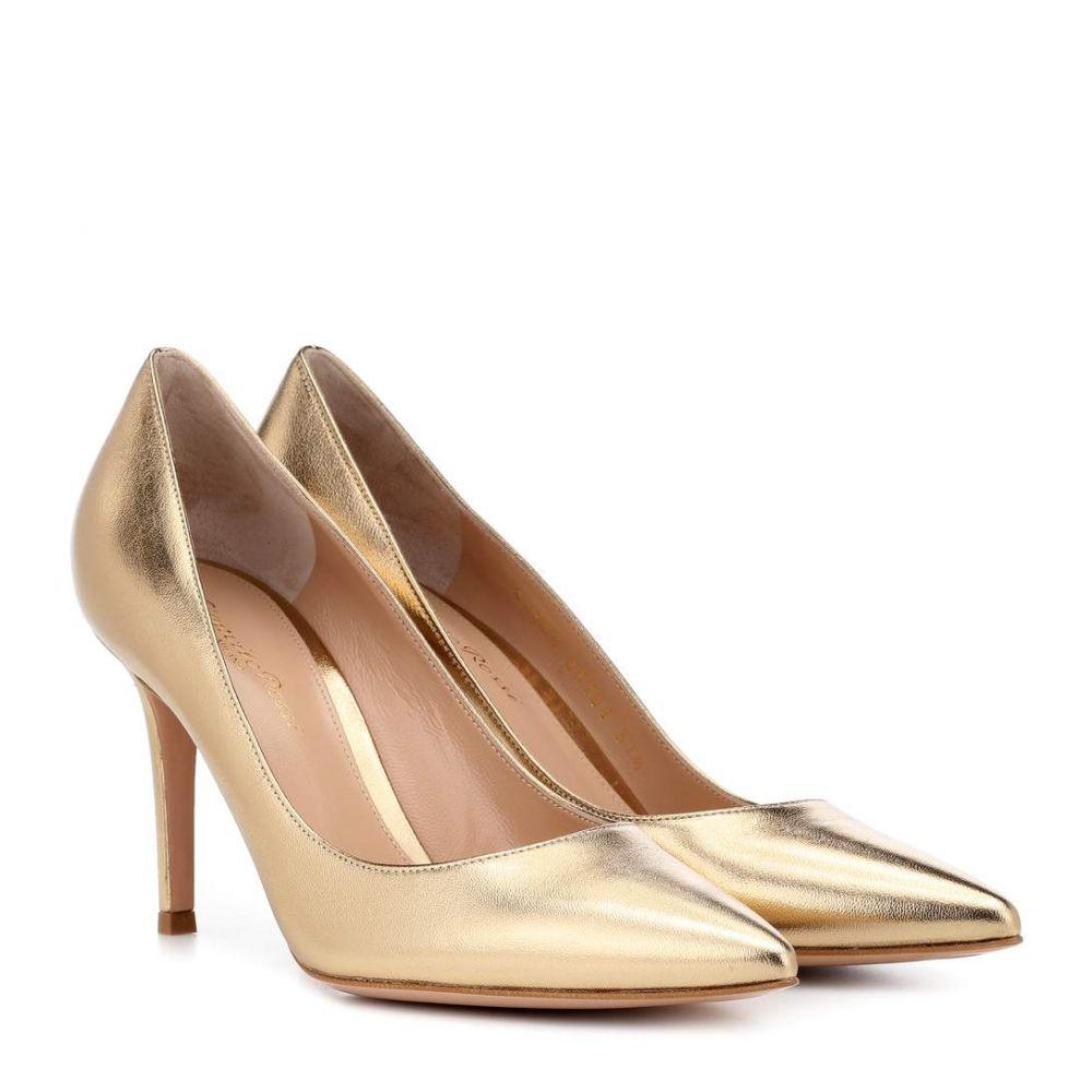 ジャンヴィト ロッシ レディース シューズ・靴 パンプス【Gianvito 85 leather pumps】Mekong