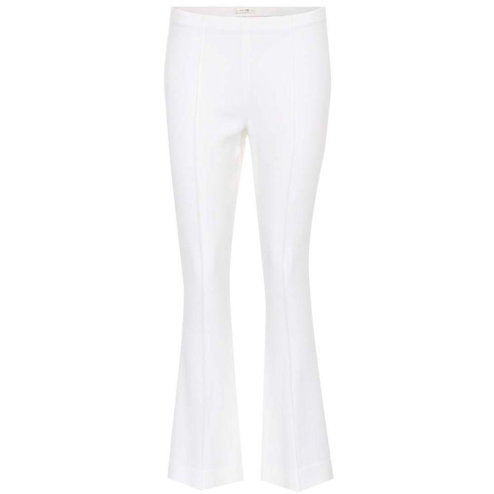 ザ ロウ レディース ボトムス・パンツ クロップド【Becca cady trousers】OFF WHITE
