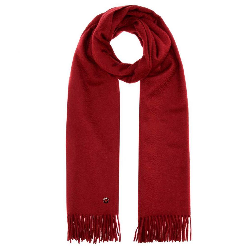 ロロピアーナ レディース マフラー・スカーフ・ストール【Opera baby cashmere scarf】Red