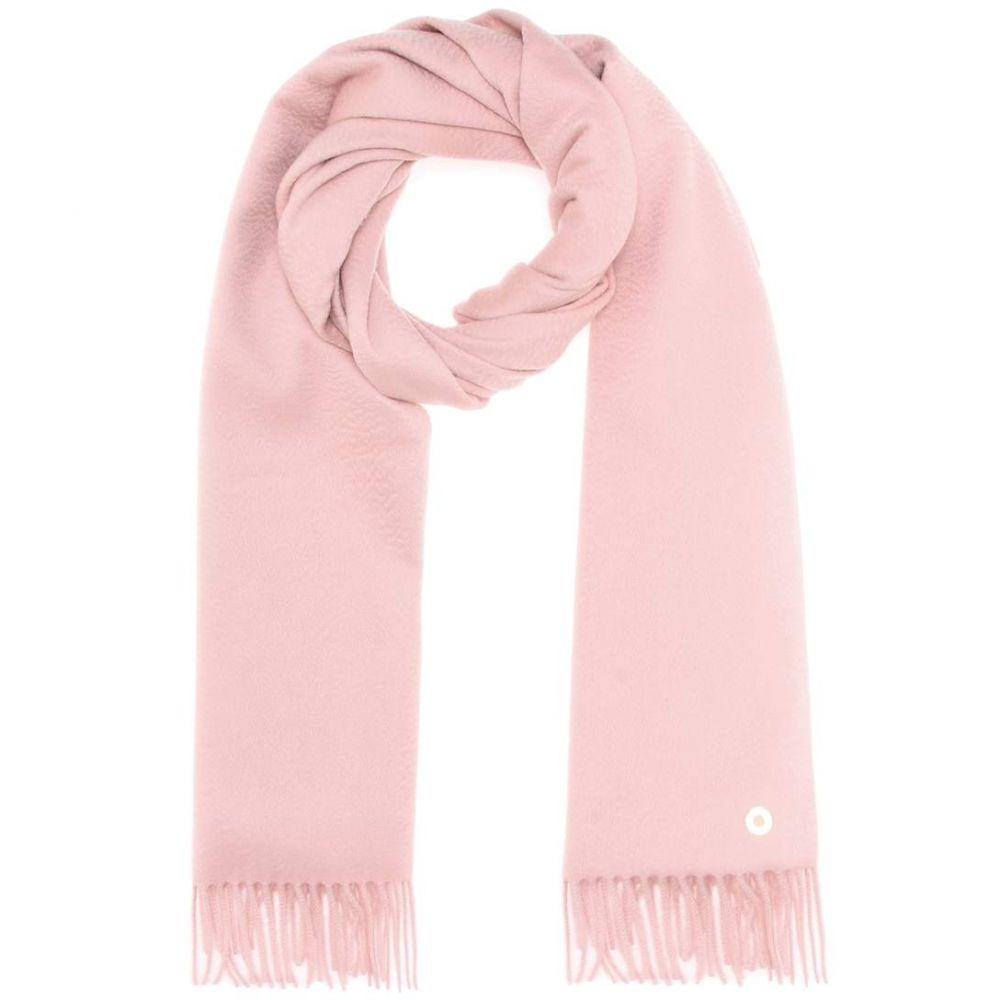 ロロピアーナ レディース マフラー・スカーフ・ストール【Cashmere scarf】Pink