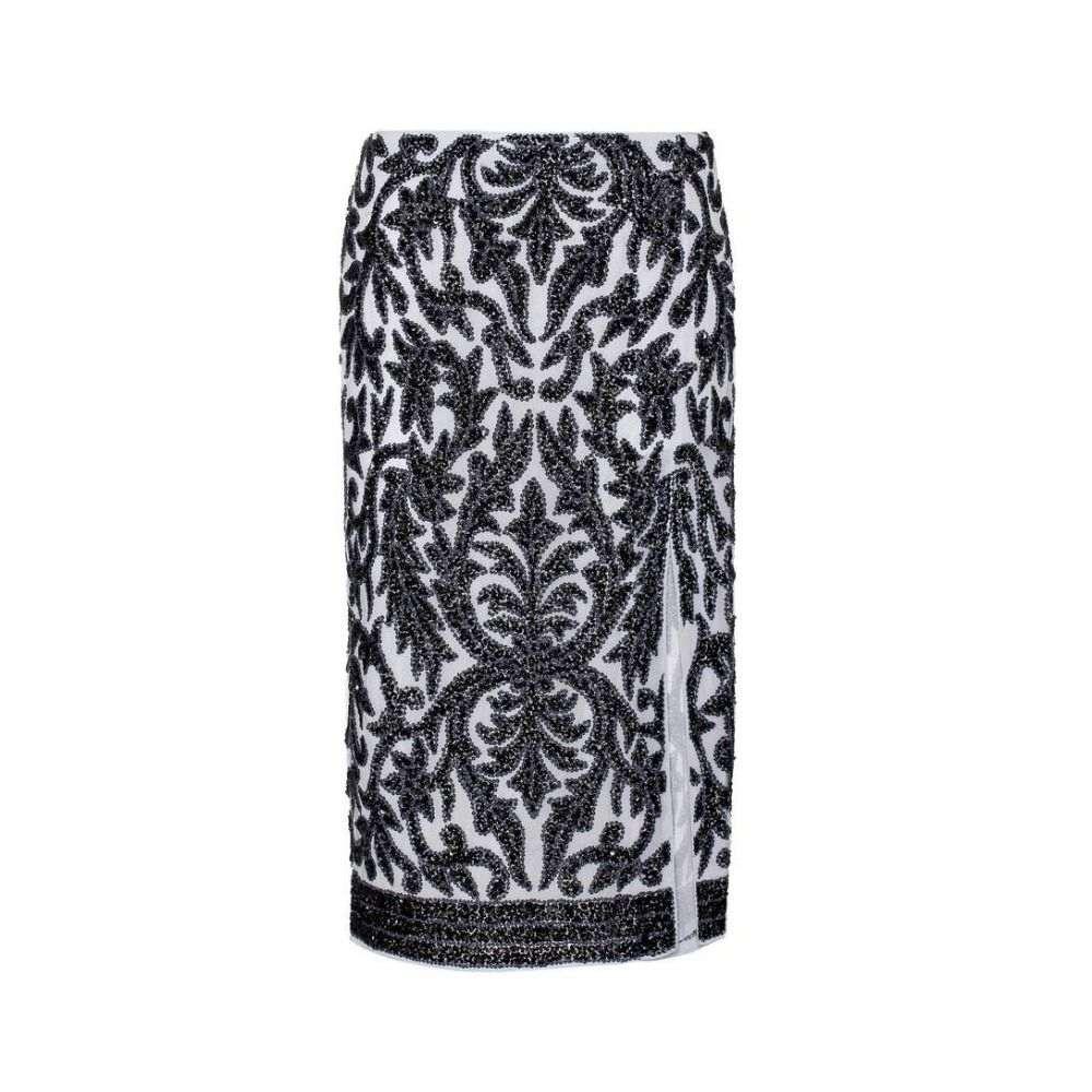 ガニー レディース スカート【Colby sequinned skirt】Pearl Blue