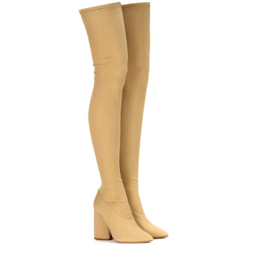 アディダス イージー Yeezy レディース シューズ・靴 ブーツ【Over-the-knee stretch boots (SEASON 4)】Dollar