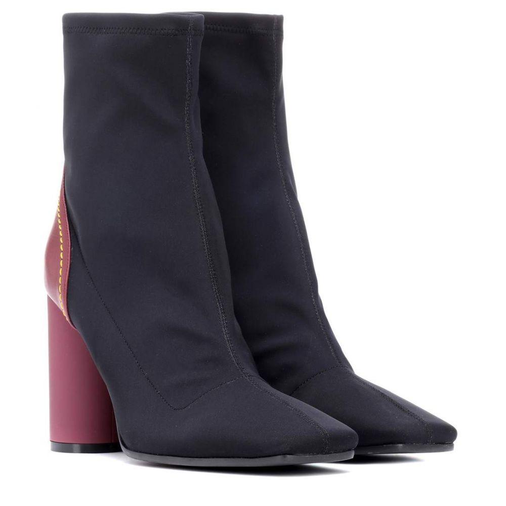 エラリー Ellery レディース シューズ・靴 ブーツ【Neoprene ankle boots】Black