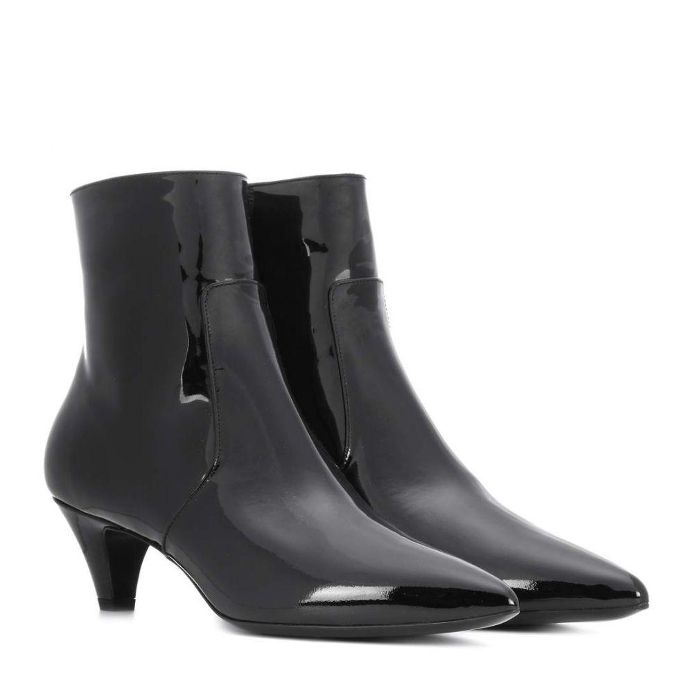 カルバンクライン Calvin Klein 205W39NYC レディース シューズ・靴 ブーツ【Kat patent leather ankle boots】