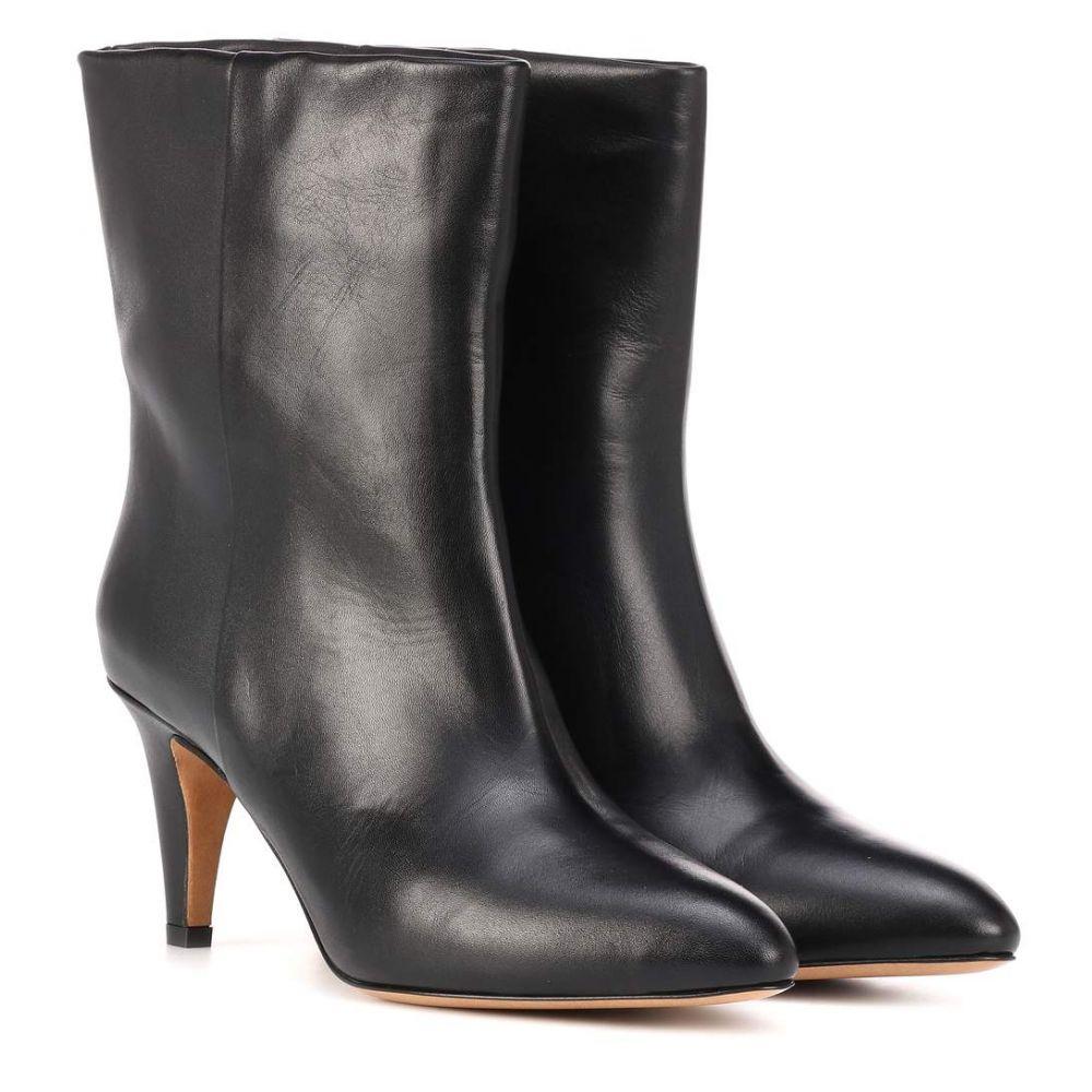 イザベル マラン Isabel Marant レディース シューズ・靴 ブーツ【Dailan leather ankle boots】Black