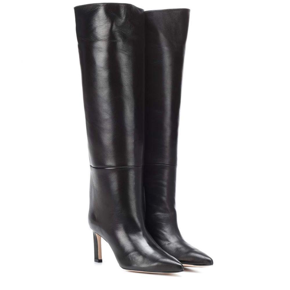 スチュアート ワイツマン Stuart Weitzman レディース Weitzman レディース シューズ boots】Black・靴 ブーツ【Emiline 75 over-the-knee boots】Black, 豊和:a887d139 --- sunward.msk.ru