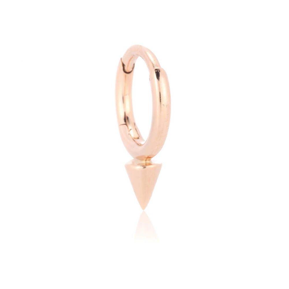 マリアタシュ Maria Tash レディース ジュエリー・アクセサリー イヤリング・ピアス【Spike Clicker 14kt rose gold single earring】