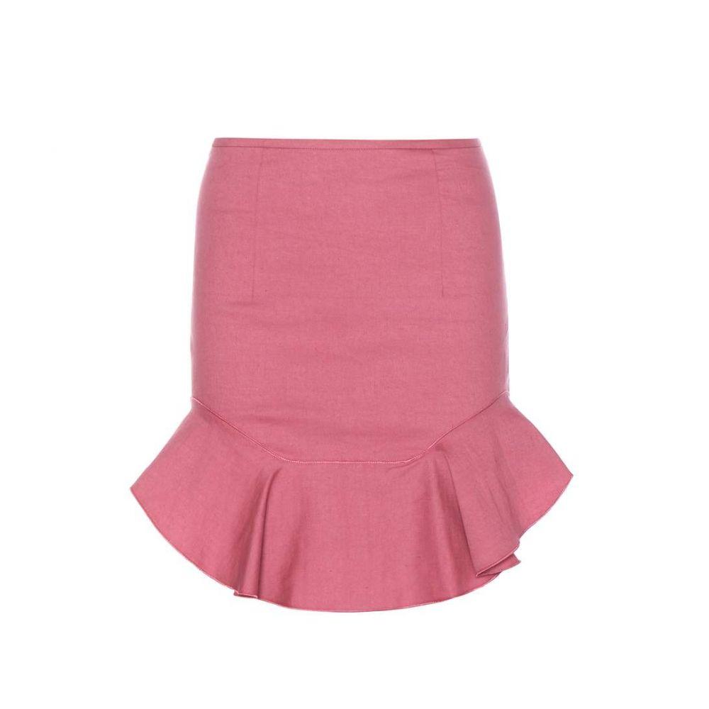 イザベル マラン Isabel Marant, Etoile レディース スカート【Newt flared skirt】Rosewood