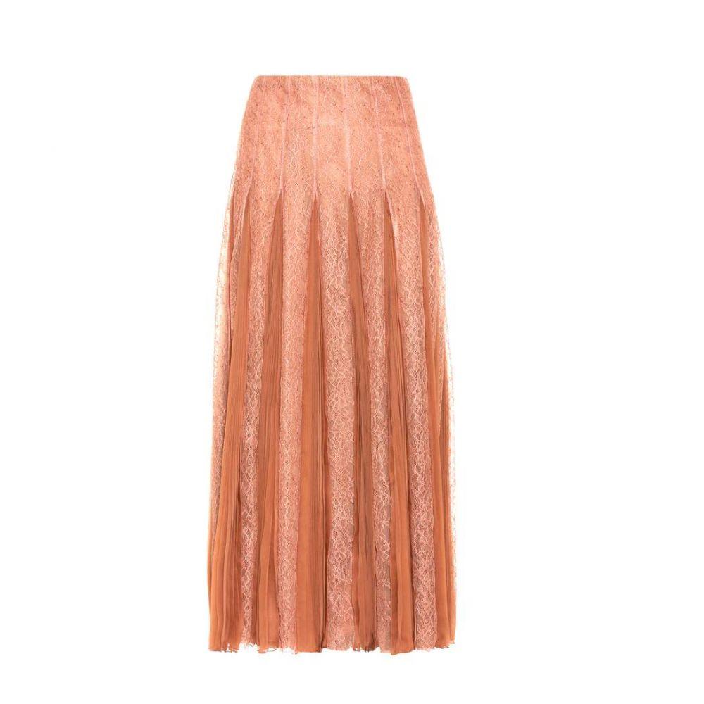 ヴァレンティノ Valentino レディース スカート【Silk skirt】