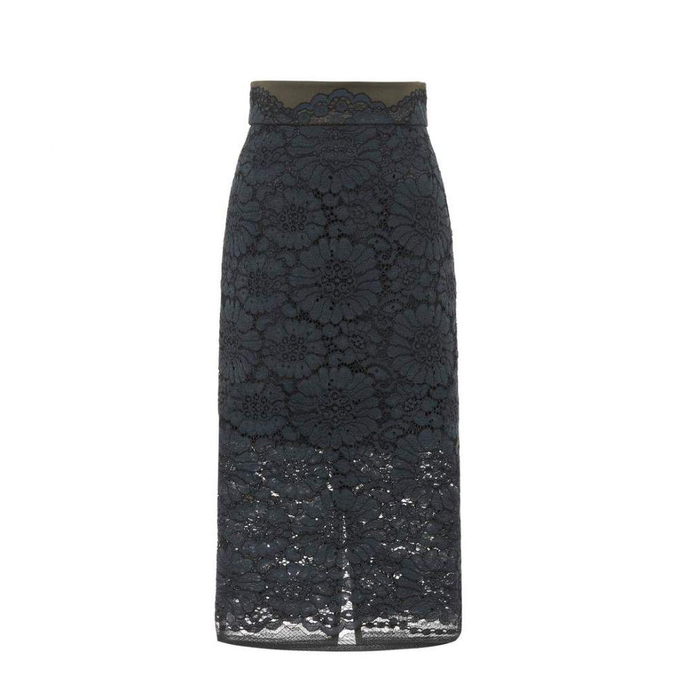 ドロシー シューマッハ Dorothee Schumacher レディース スカート【Lace Temptation cotton-blend skirt】