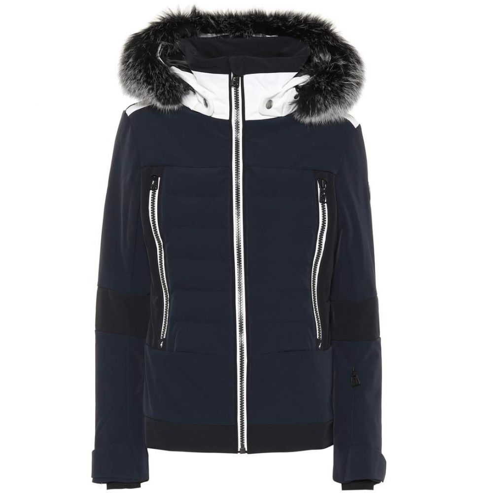 トニー ザイラー Toni Sailer レディース スキー・スノーボード アウター【Manou fur-trimmed ski jacket】