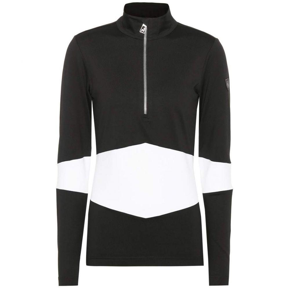 トニー ザイラー Toni Sailer レディース スキー・スノーボード トップス【Luna jersey ski top】black