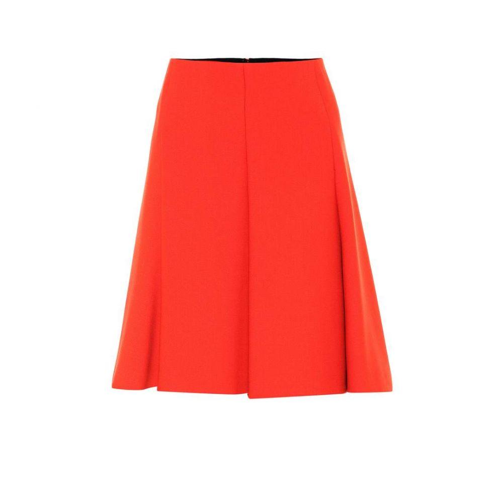 ドロシー シューマッハ Dorothee Schumacher レディース スカート ミニスカート【Wool-blend skirt】Candy Apple