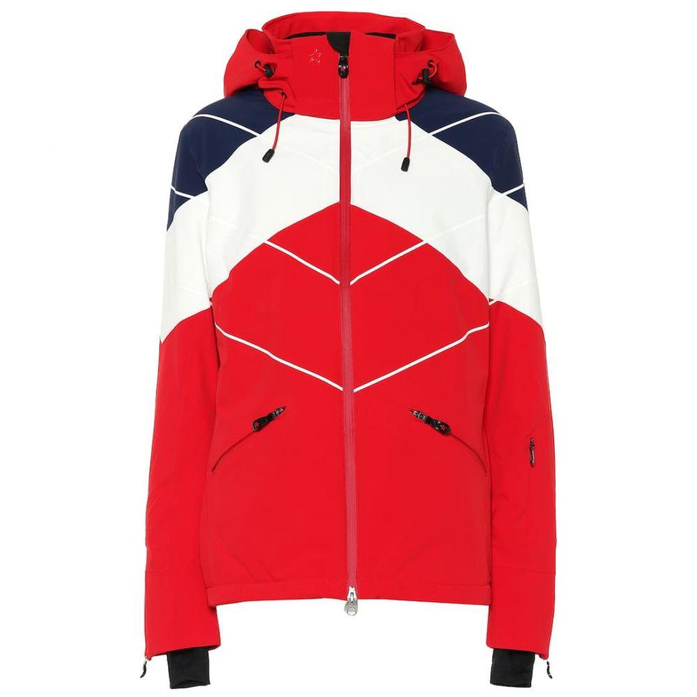 パーフェクト モーメント Perfect Moment レディース スキー・スノーボード アウター【Chamonix ski jacket】red