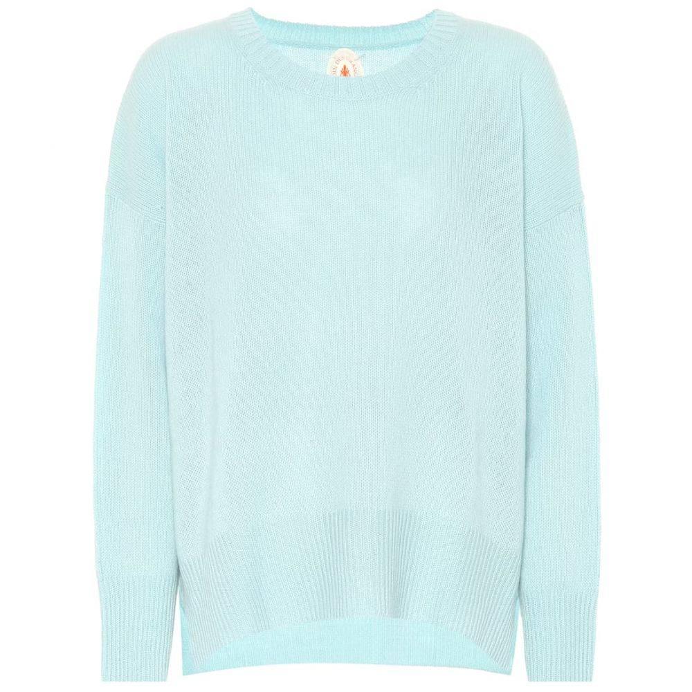 ジャルダンデオランゲール Jardin des Orangers レディース トップス ニット・セーター【cashmere sweater】lightblue