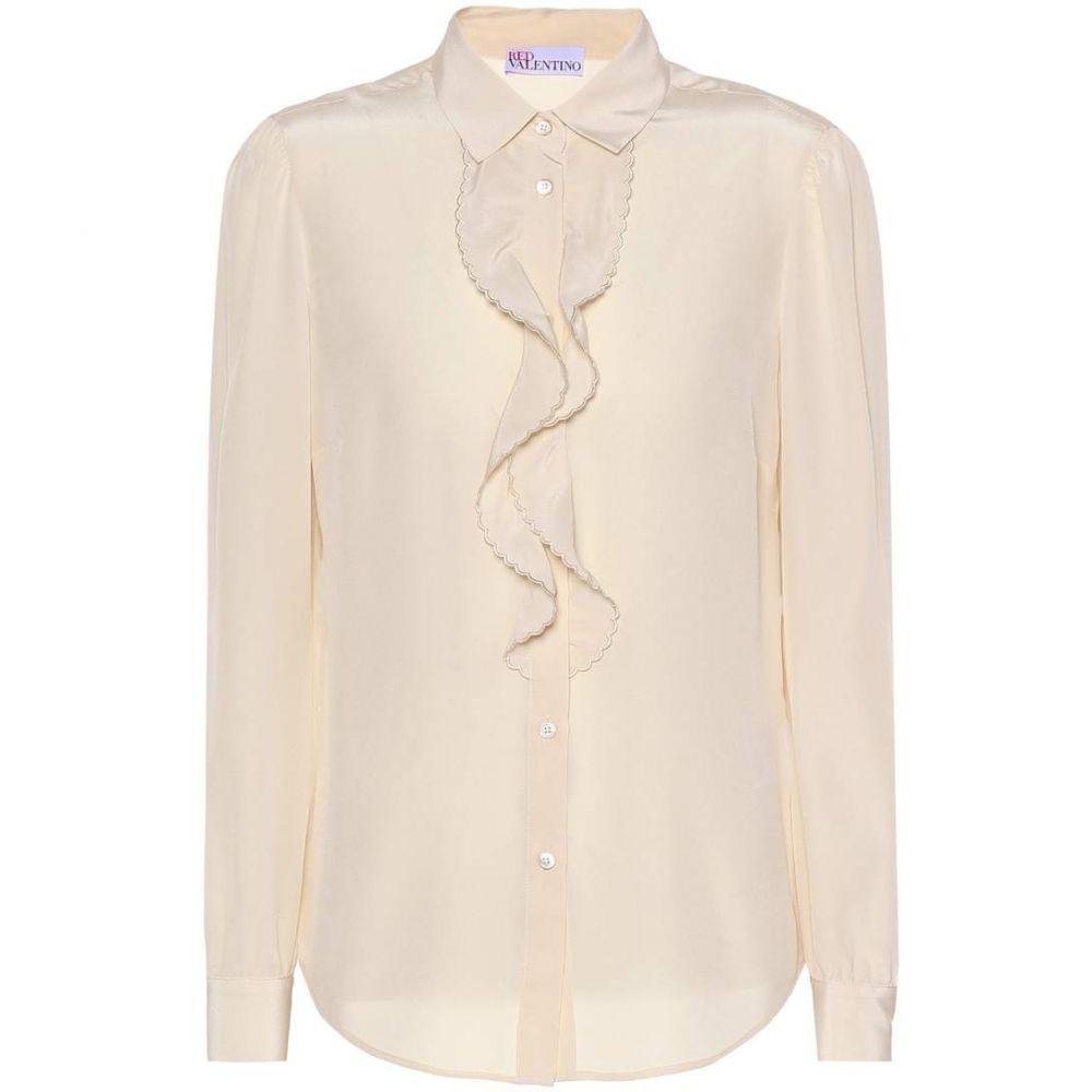レッド ヴァレンティノ REDValentino レディース トップス ブラウス・シャツ【Silk shirt】Nude