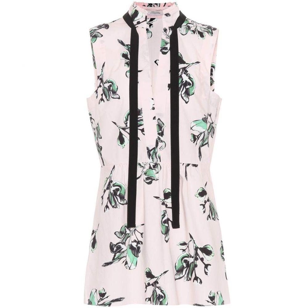 ドロシー シューマッハ Dorothee Schumacher レディース トップス ブラウス・シャツ【Tender Blossom cotton blouse】Tender Green