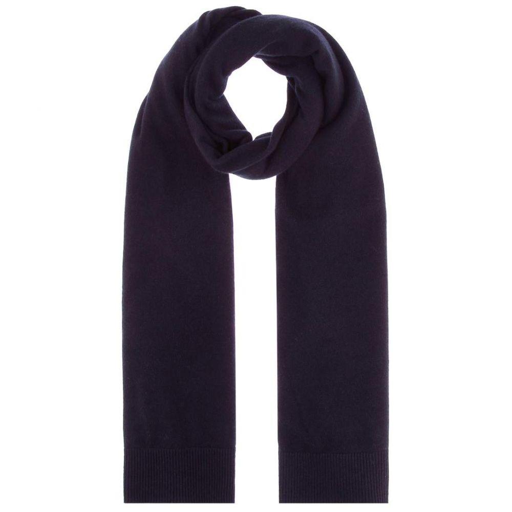 ジョゼフ Joseph レディース マフラー・スカーフ・ストール【Cashmere scarf】NAVY