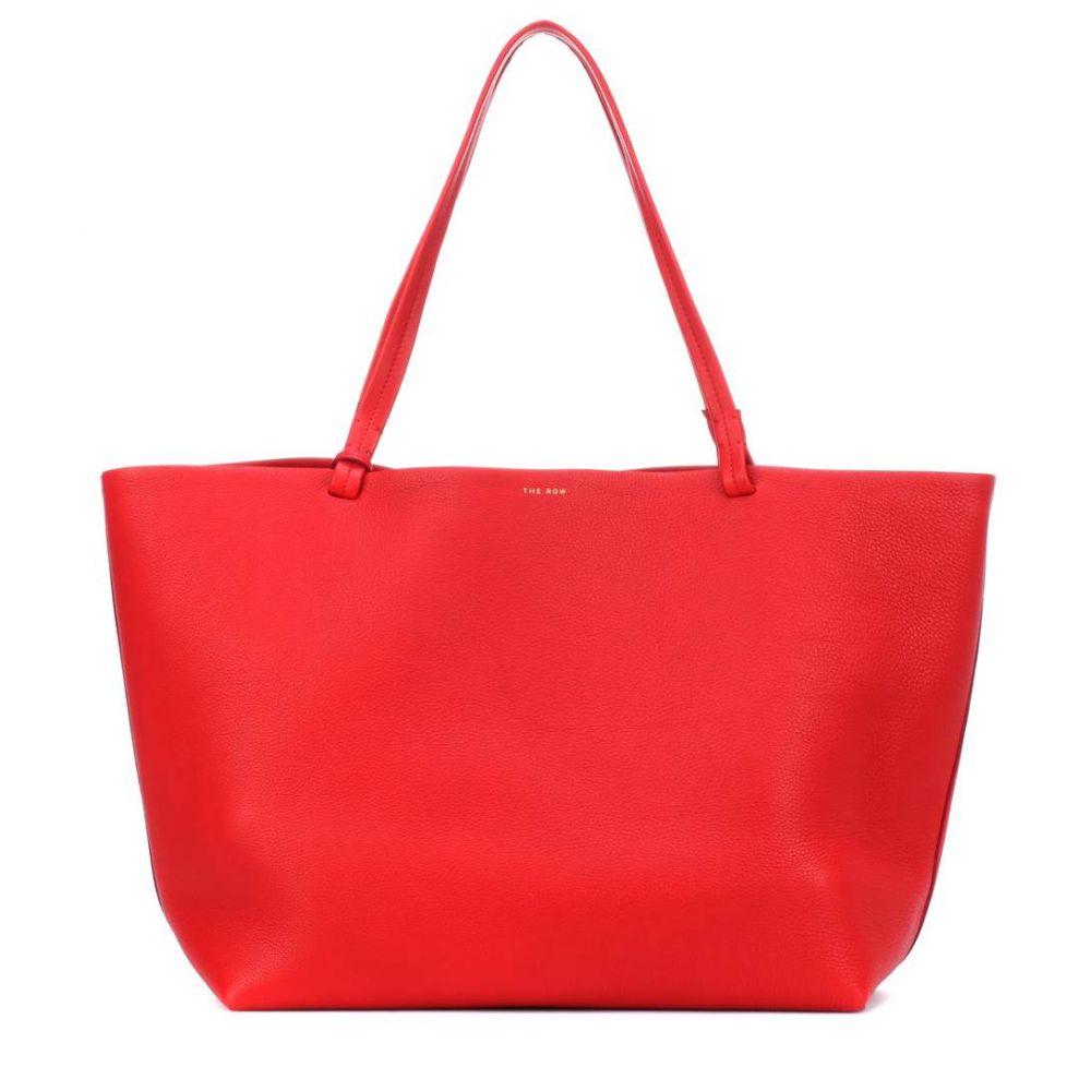 ザ ロウ The Row レディース バッグ トートバッグ【Leather shopper】Magenta Shg