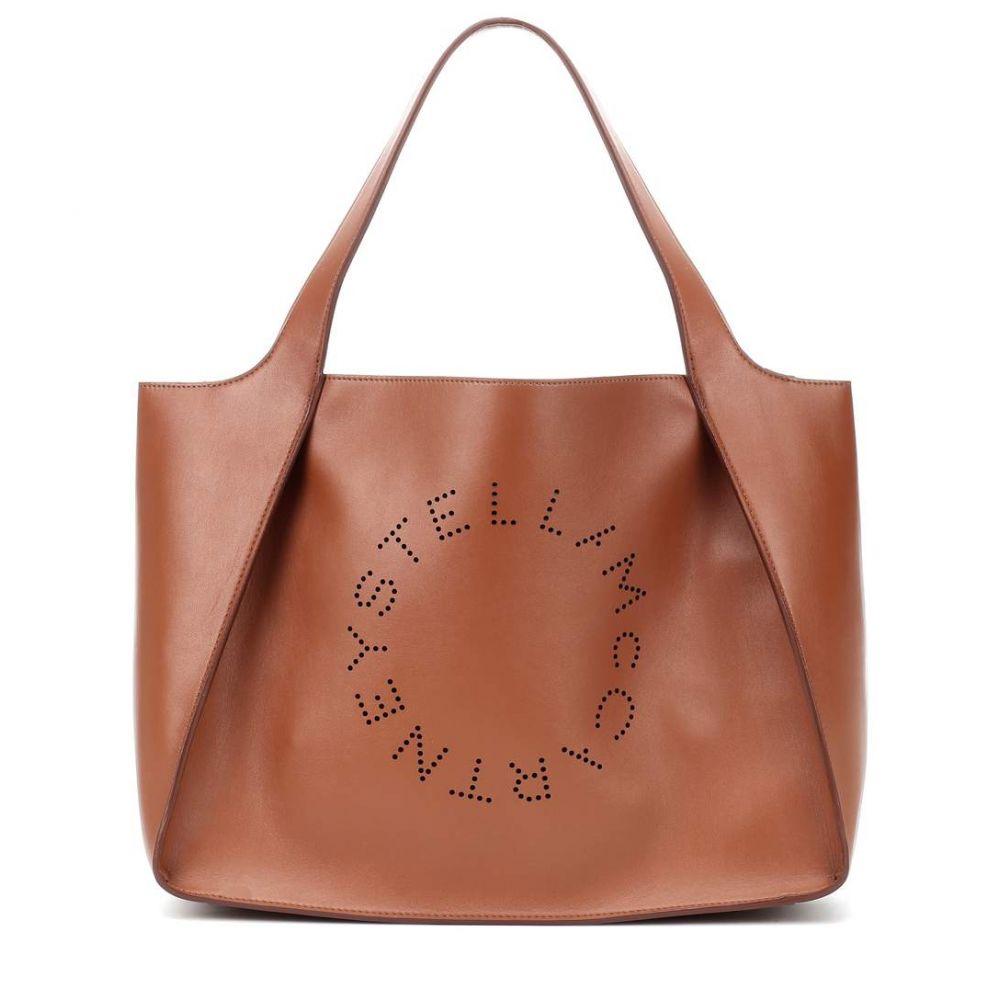 ステラ マッカートニー Stella McCartney レディース バッグ トートバッグ【Stella Logo tote】Cinnamon