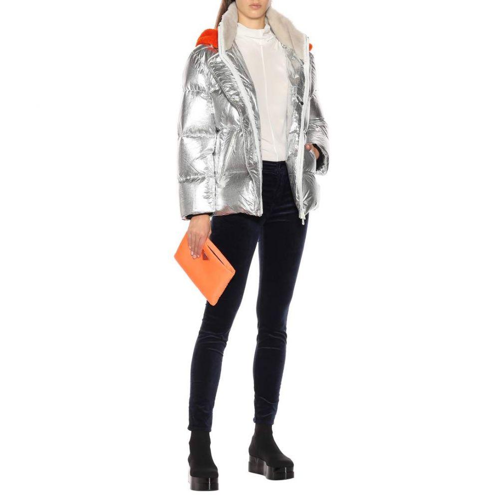 ボトムス・パンツ レディース ジェイ ブランド black J Brand 【Maria high-rise velvet skinny jeans】 ジーンズ・デニム