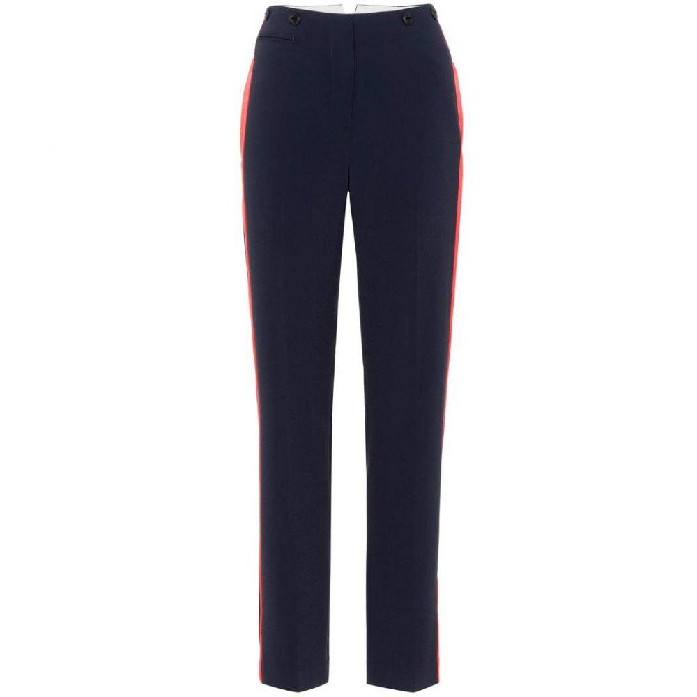 ラグ&ボーン Rag & Bone レディース ボトムス・パンツ【Striped trousers】Navy