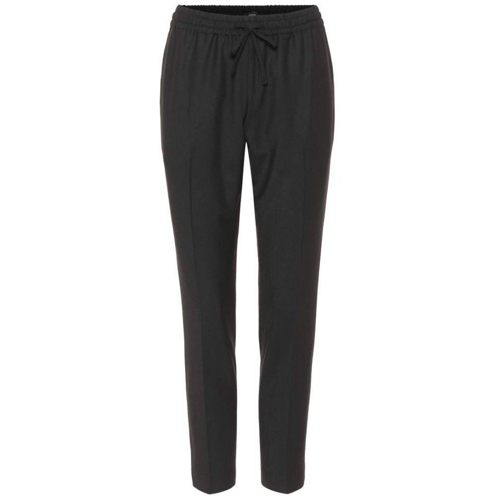 ジョゼフ Joseph レディース ボトムス・パンツ【Loulou wool-blend trousers】Black