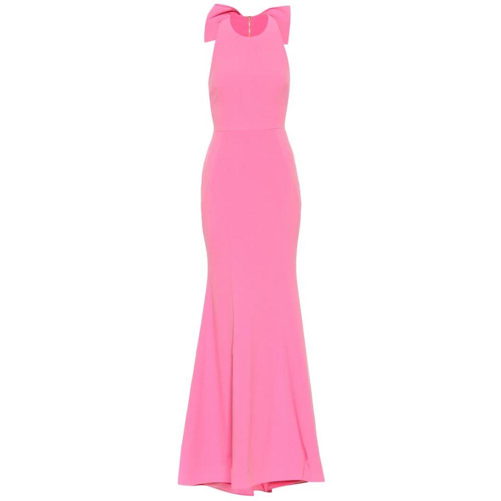 レベッカ ヴァランス Rebecca Vallance レディース ワンピース・ドレス パーティードレス【Love crepe gown】pink