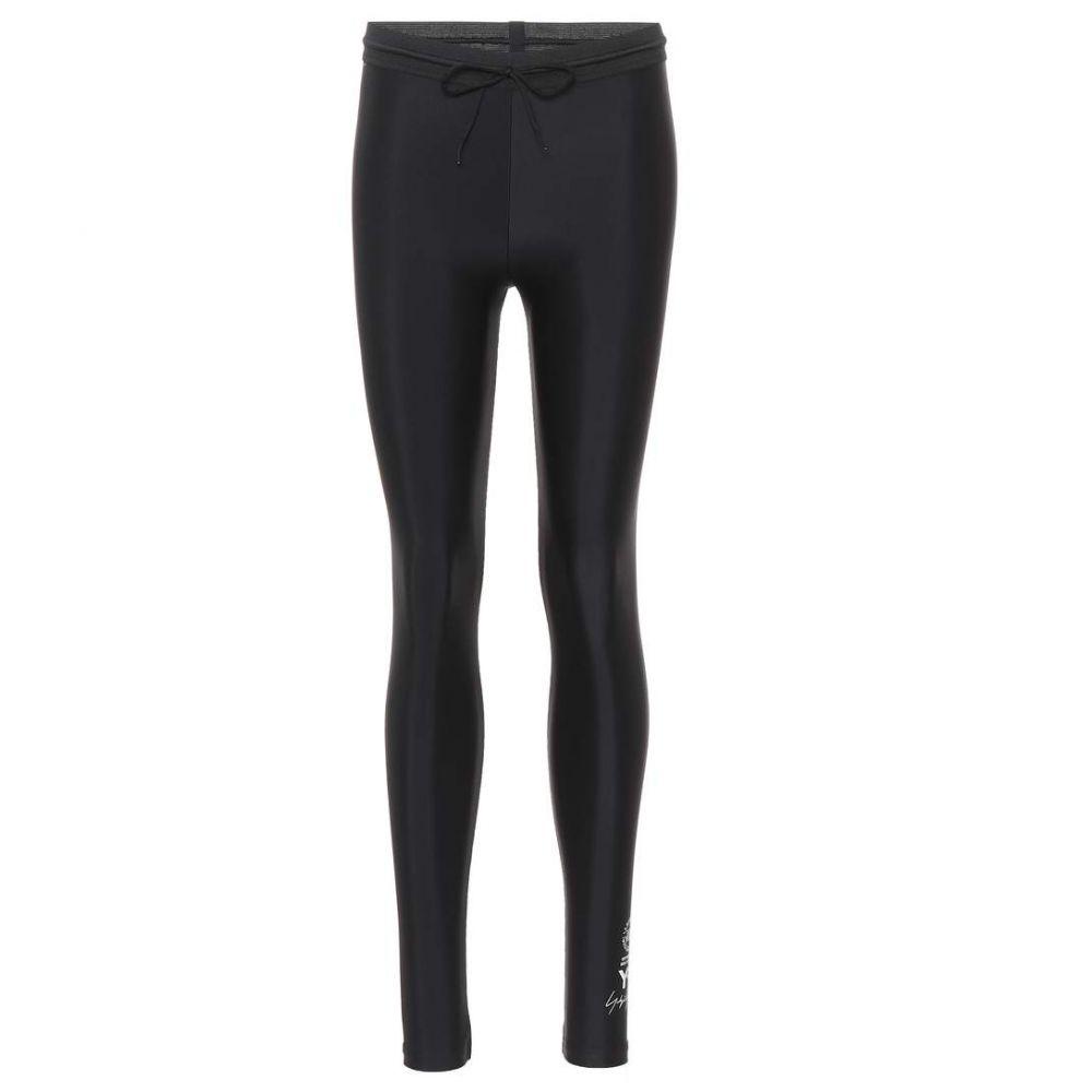 ワイスリー Y-3 レディース インナー・下着 スパッツ・レギンス【Printed leggings】Black/White