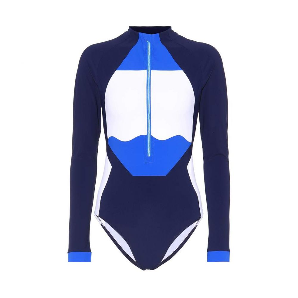 LNDR レディース インナー・下着 ボディースーツ【Triton Rashie stretch bodysuit】Navy