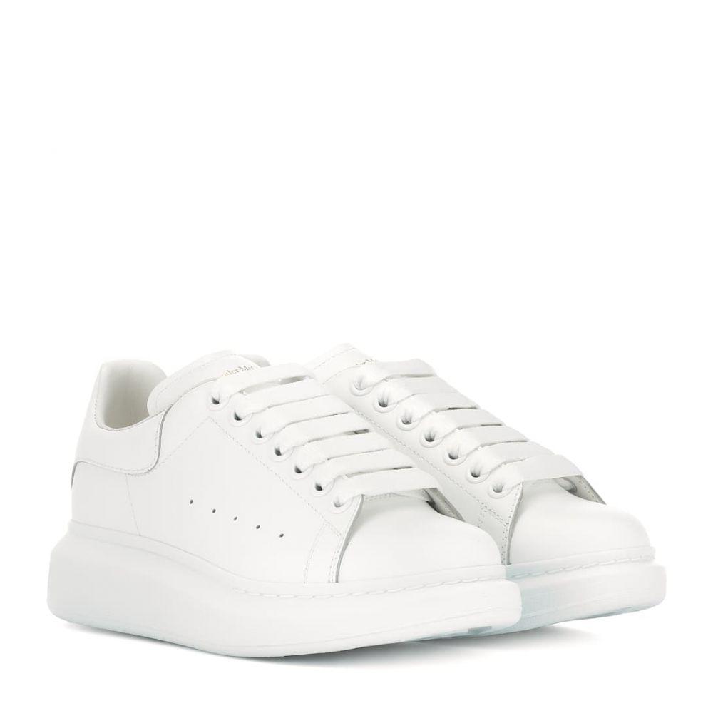 アレキサンダー マックイーン Alexander McQueen レディース シューズ・靴 スニーカー【Leather sneakers】