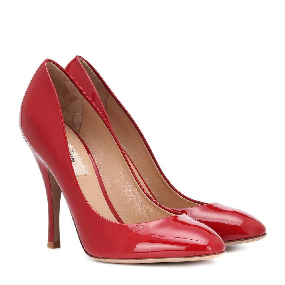 ヴァレンティノ Valentino レディース シューズ・靴 パンプス【Garavani Killer Studs patent leather pumps】