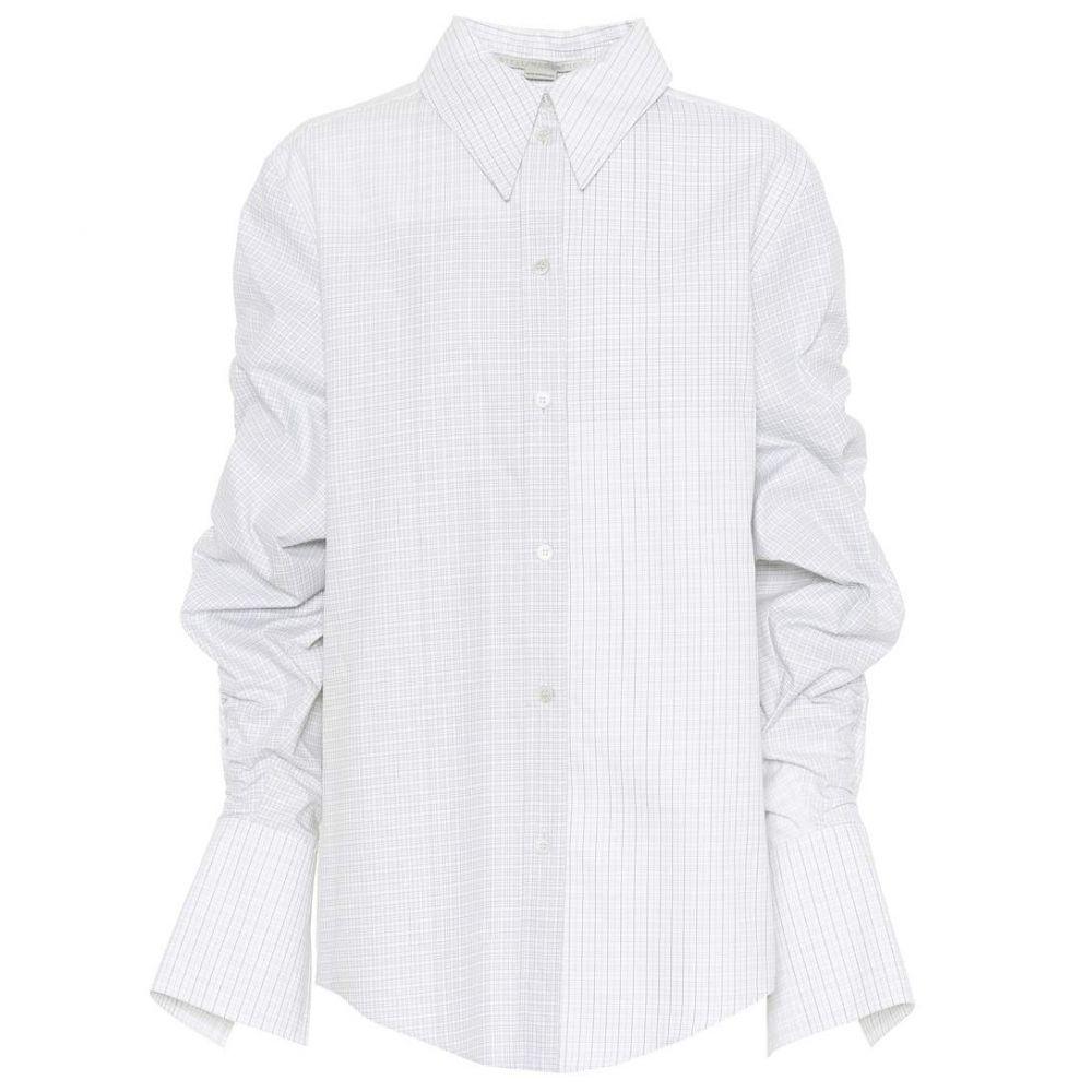 ステラ マッカートニー Stella McCartney レディース トップス ブラウス・シャツ【Cotton shirt】Natural
