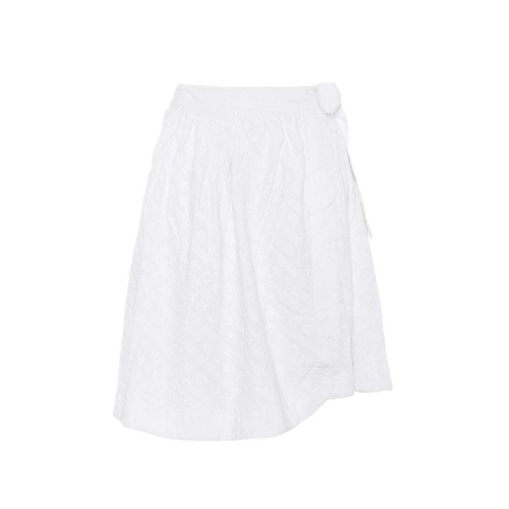 シー メイド ミー She Made Me レディース スカート【Sita cotton wrap skirt】Natural