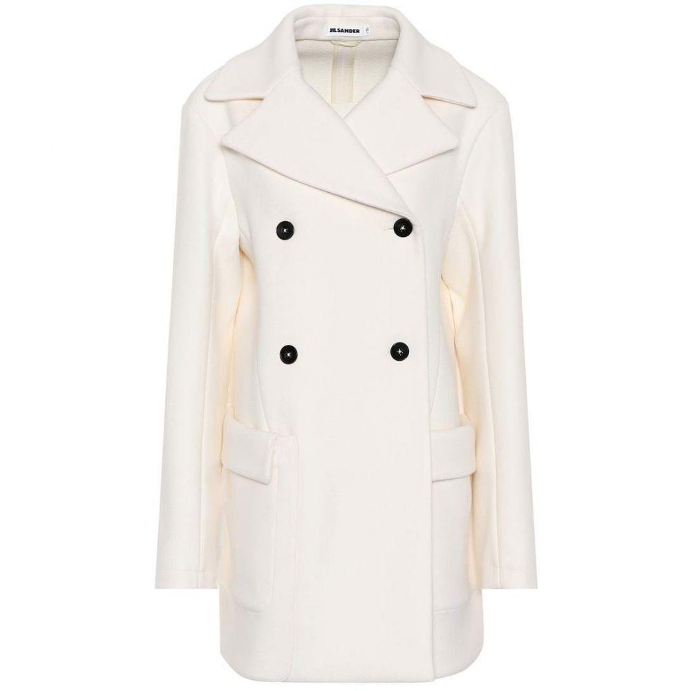 ジル サンダー Jil Sander レディース アウター コート【Wool coat】Natural