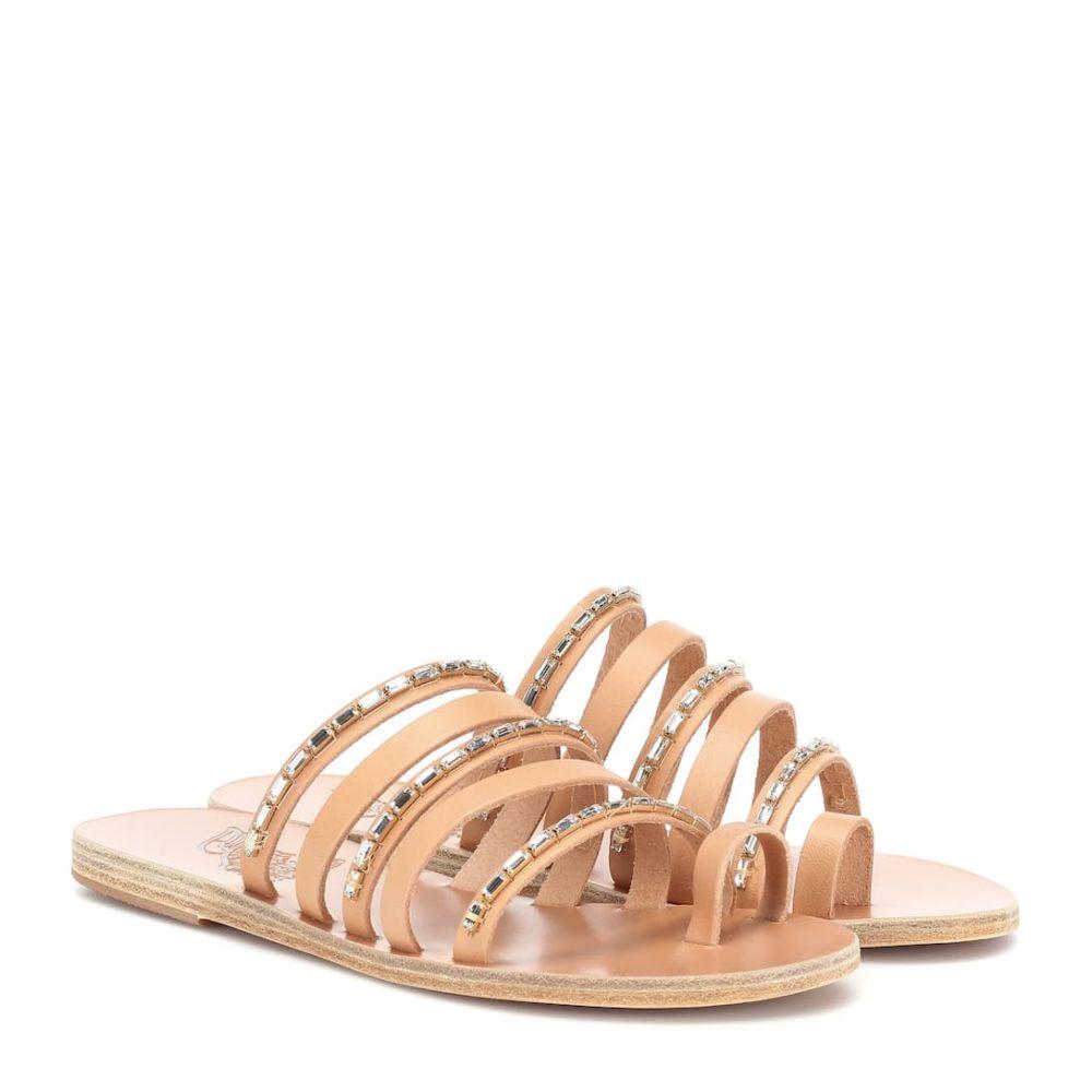 エンシェント グリーク サンダルズ Ancient Greek Sandals レディース シューズ・靴 サンダル・ミュール【Niki Chains leather sandals】Natural