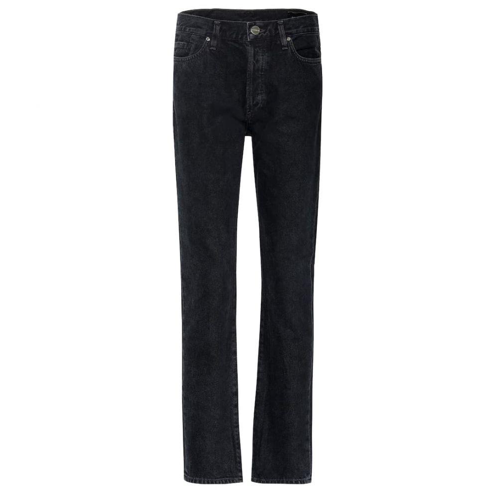 ゴールドサイン jeans】marled straight Goldsign Goldsign レディース ボトムス・パンツ ジーンズ・デニム【The Relaxed straight jeans】marled black, TシャツスポーツTtimeせとうち広告:dc06867e --- sunward.msk.ru