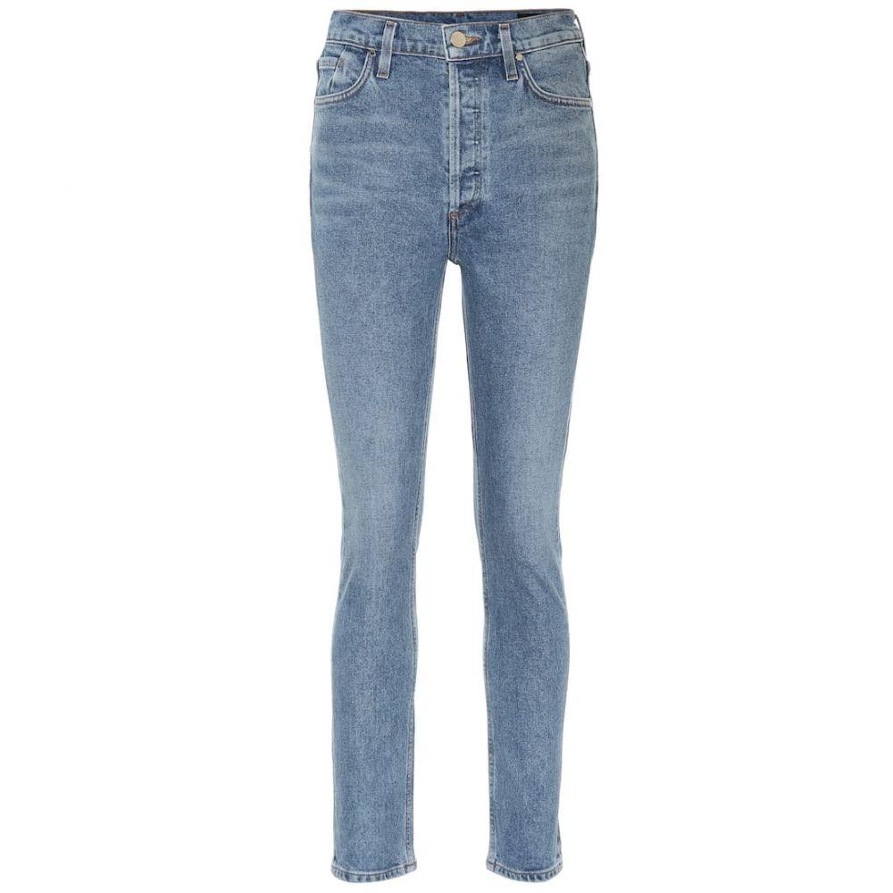 ゴールドサイン Goldsign High-Rise レディース ボトムス slim-straight・パンツ ジーンズ・デニム【The High-Rise Goldsign slim-straight jeans】haven, 最新コレックション:69e1b286 --- sunward.msk.ru