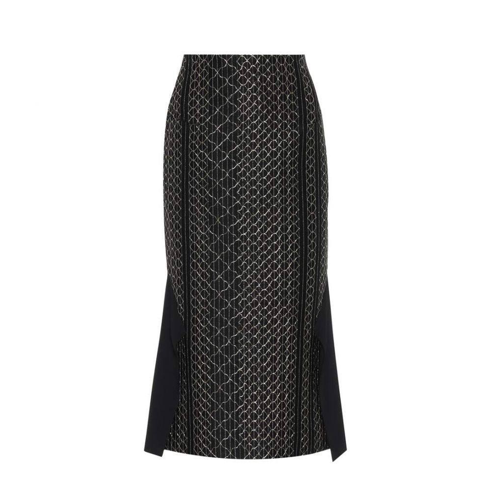 ローラン ムレ Roland Mouret レディース スカート【Margate skirt】gold / blk
