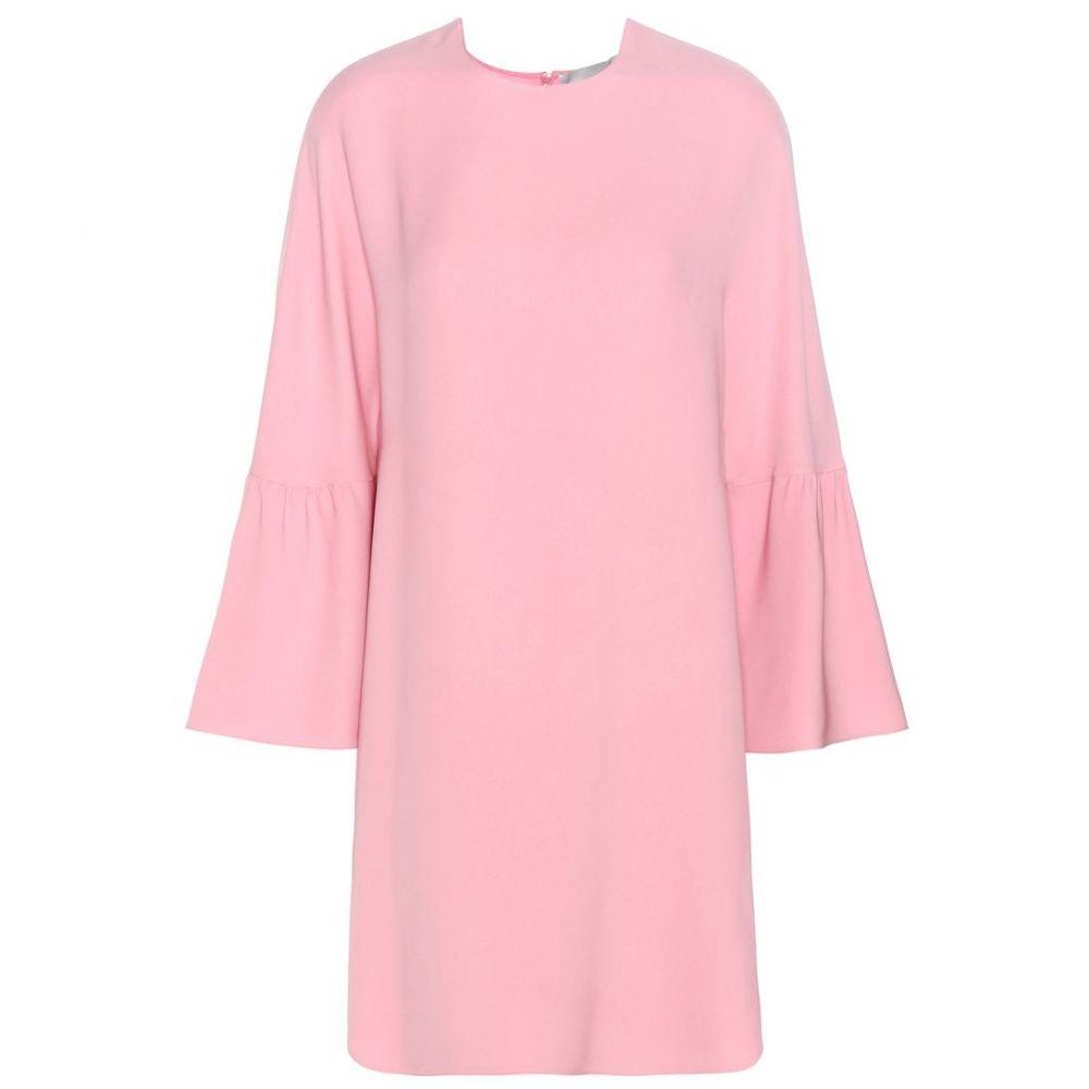 ヴァレンティノ Valentino レディース ワンピース・ドレス ワンピース【Silk-crepe dress】Damas