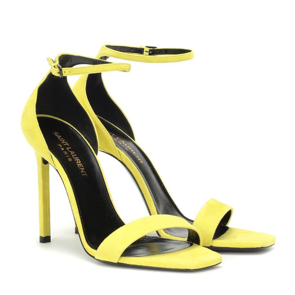 new concept 0b0f8 8cc81 Laurent Saint サンローラン イヴ レディース sandals】Citrus ...