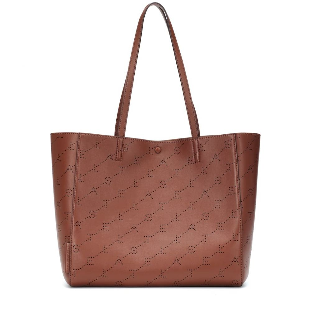 ステラ マッカートニー Stella McCartney レディース バッグ トートバッグ【Faux leather shopper】Cinnamon