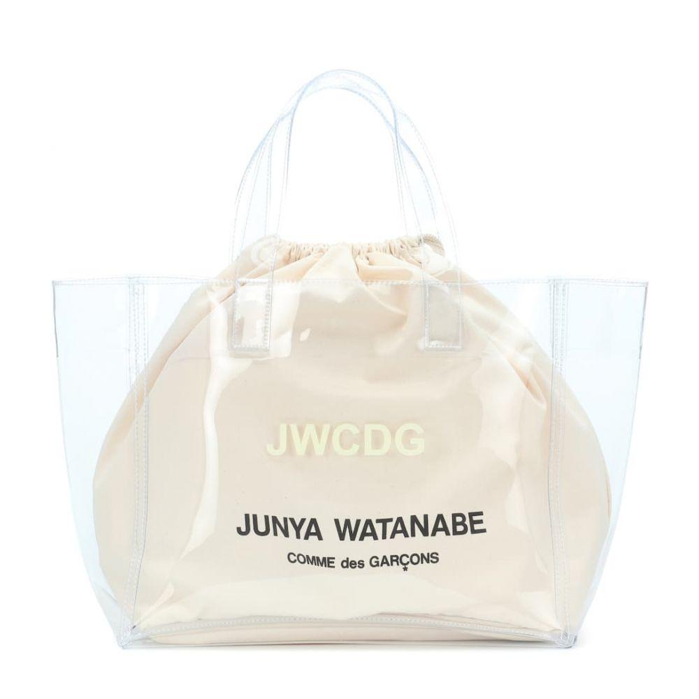 ジュンヤ ワタナベ Junya Watanabe レディース バッグ トートバッグ【PVC tote】Clear