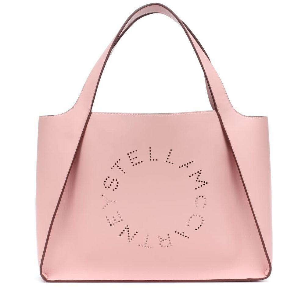ステラ マッカートニー Stella McCartney レディース バッグ トートバッグ【Stella Logo tote】Blush